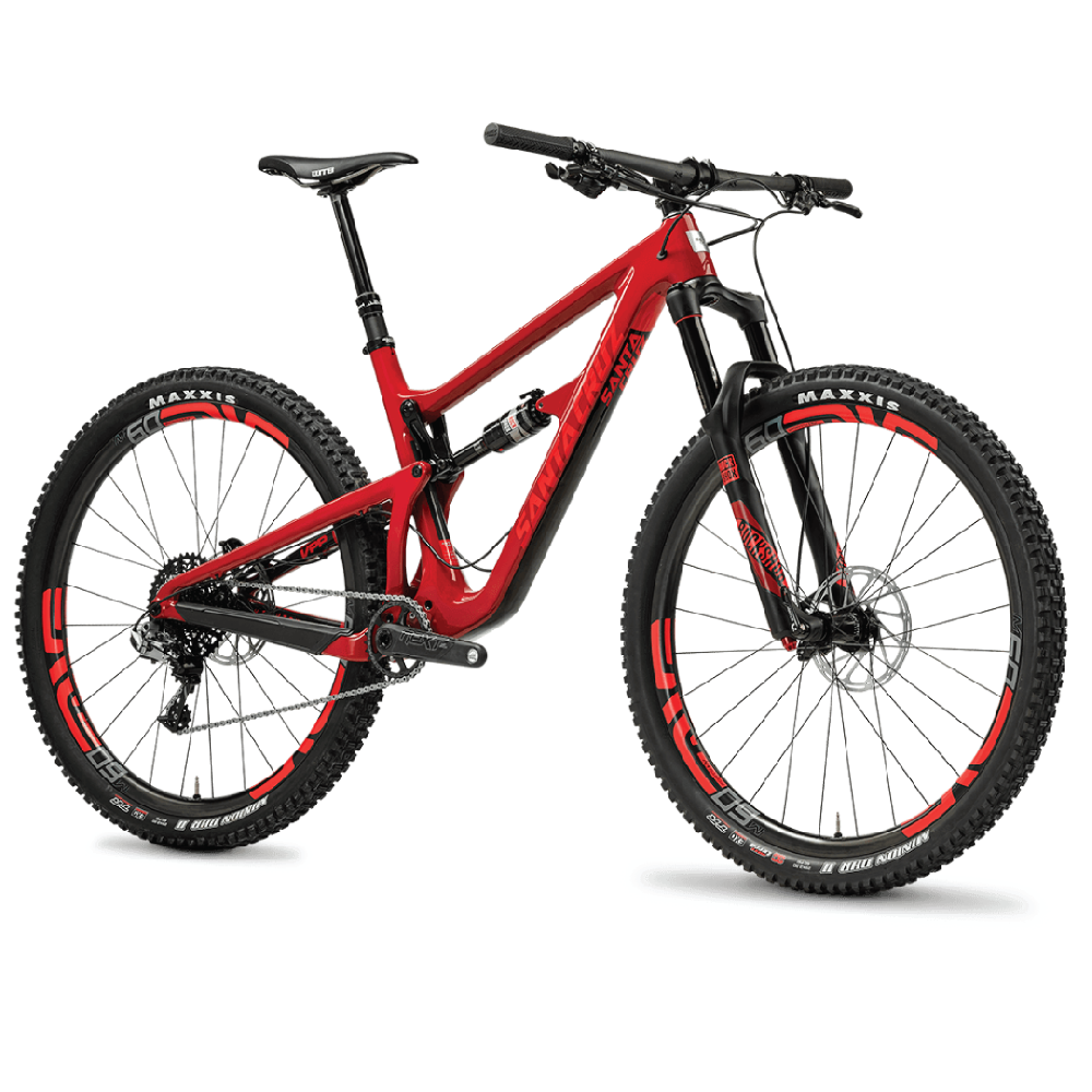 2016 Santa Cruz Hightower Carbon S