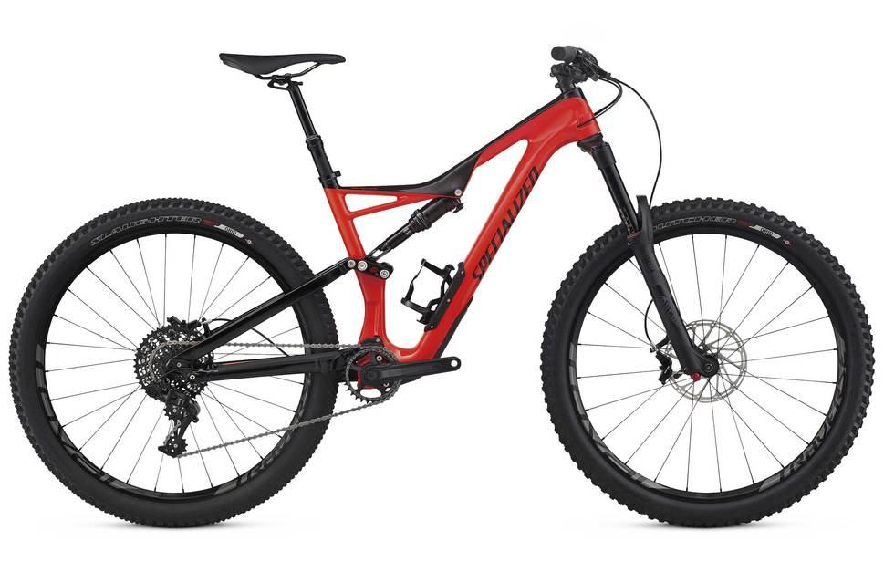 2017 Specialized Stumpjumper Expert Carbon FSR 6Fattie