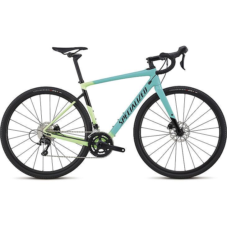 2018 Specialized Diverge Comp Carbon W's