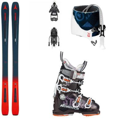 Alpine Touring Women's Specific Package