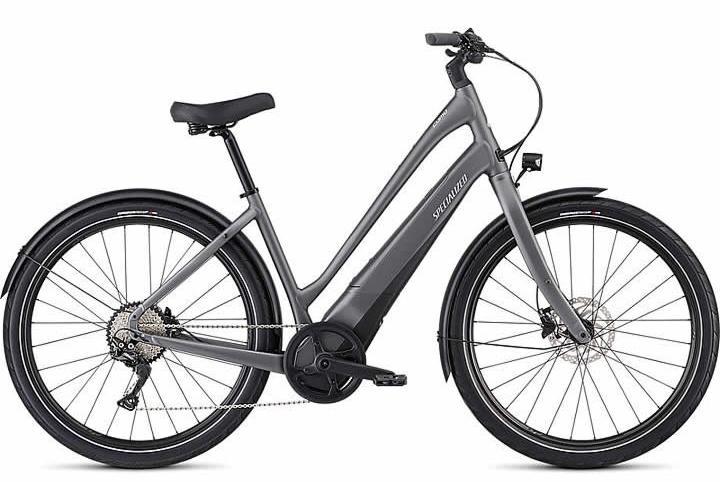 2021 Specialized Turbo Como 4.0 Low-Entry Electric Bike